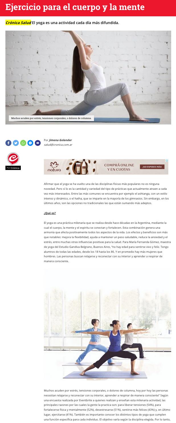 Eventbrite on Crónica